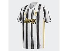 Youth Juventus Club Team Home Stadium Jersey