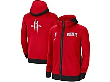 Youth Houston Rockets Showtime Hooded Jacket