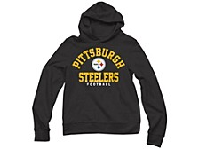 Pittsburgh Steelers Men's Established Hoodie