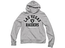 Authentic Apparel Men's Las Vegas Raiders Established Hoodie