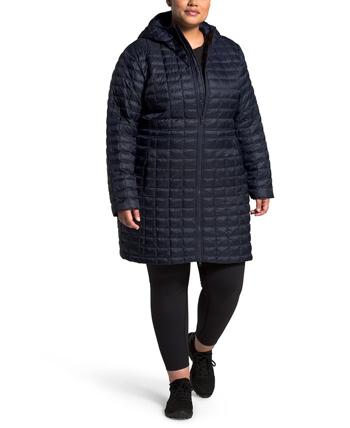 The North Face - Plus Size ThermoBall™ Hooded Parka