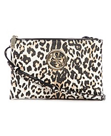 Lani Double Zip Crossbody