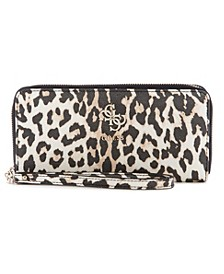 Lani Large Zip Around Wallet Wristlet