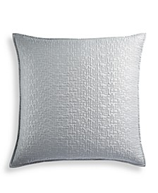 Willow Bloom Quilted European Sham, Created for Macy's