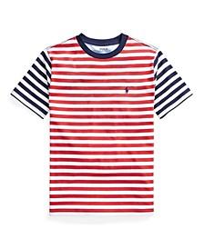 Big Boys Striped Cotton Jersey T-shirt