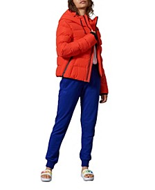 Women's Spirit Sports Puffer Jacket