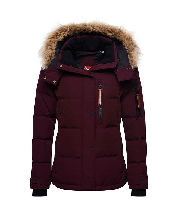 Superdry Women's Premium Rescue Down Jacket