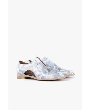 Tie Dye Cowman Women's Loafer Flat Women's Shoes