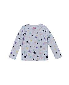 Toddler Girls Long Sleeve Thermal Top