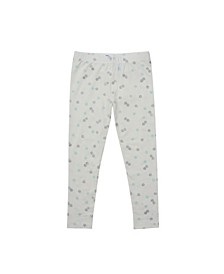 Toddler Girls All Over Polka Dot Print Legging