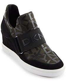 Cosmos Wedge Sneakers