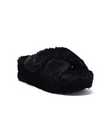 Women's Talulla Casual Cozy Slip On Slippers
