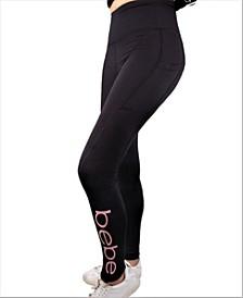 Plus Size Sport Women's Colorpop Logo Leggings