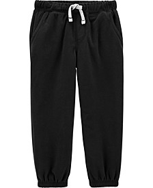 Baby Boys Pull-On Fleece Sweatpants
