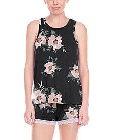 Honeydew All American Lace-Trim Shorts Pajamas Set