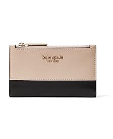 Spencer Small Slim Bifold Wallet