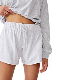 Women's Summer Fleece Short