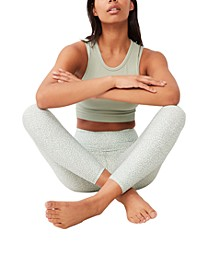 Women's Strike a Pose Yoga 7/8 Tight