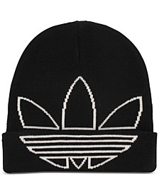 adidas Men's Originals Big Outline Beanie