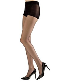 Women's Exceptionally Sheer Tight with Cushion on Ball of Foot Hosiery