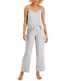 Ultra Soft Tank and Pant Pajama Set, Created for Macy's