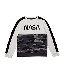 Big Boys Fleece Sweatshirt