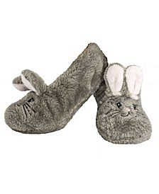 Women's Fuzzy Indoor Bunny Slippers