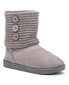Women's Loomie Sweater Cold Weather Boots