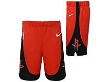 Youth Houston Rockets Icon Replica Shorts