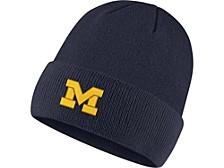 Michigan Wolverines Cuffed Beanie