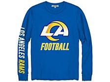 Los Angeles Rams Men's Zone Read Long Sleeve T-Shirt