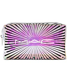 Receive a FREE Frosted Firework Makeup Bag with any $45 MAC purchase