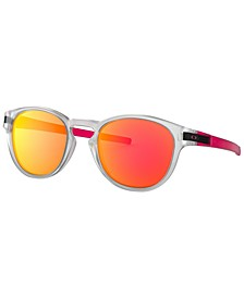 Latch Sunglasses, OO9265 53