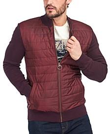 Men's Carn Baffle Zip-Up Coat
