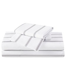 Twin 4 PC Sheet Set