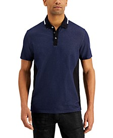 INC Men's Disappear Polo, Created for Macy's