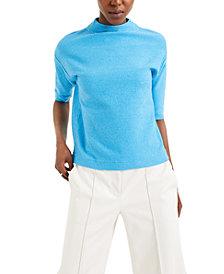 Alfani Elbow-Sleeve Sweater, Created for Macy's