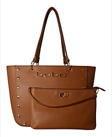 Julian 2-Piece Medium Tote with Pouch
