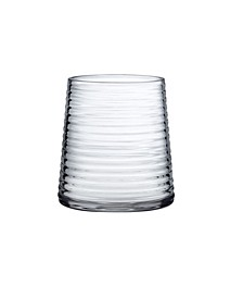 Poem Water Glass