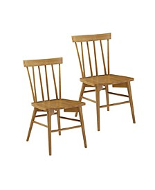 Walter Dining Chair Set, 2 Piece Set