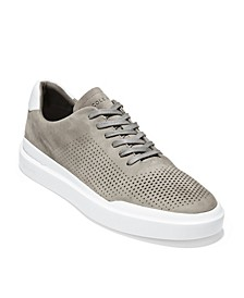 Men's GrandPro Rally Laser Cut Perforated Sneakers