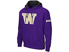Washington Huskies Men's Big Logo Hoodie