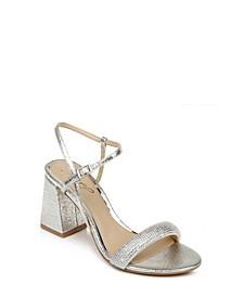 Women's Earlene Block Heel Evening Sandal
