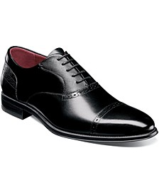 Men's Heath Cap Toe Oxford Shoes