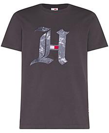 Men's Lewis Hamilton Marbled Logo T-Shirt