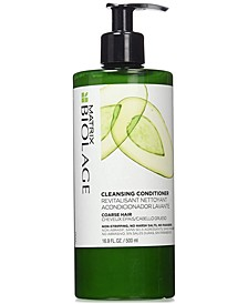 Biolage Cleansing Conditioner For Coarse Hair, 16.9-oz., from PUREBEAUTY Salon & Spa
