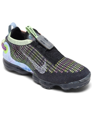 NIKE WOMEN'S AIR VAPORMAX 2020 FLYKNIT RUNNING SNEAKERS FROM FINISH LINE