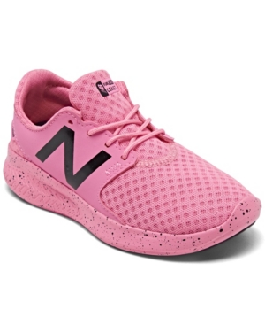 New Balance Activewears LITTLE GIRLS COAST V3 FUELCORE RUNNING SNEAKERS FROM FINISH LINE