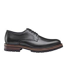 Men's Cody Plain Toe Lace-Up Oxford Shoes