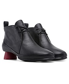 Women's Alright Lace-Up Regular Ankle Boots